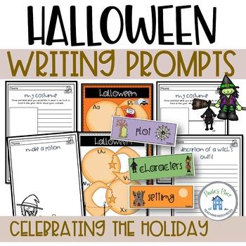 Halloween English 13 tasks