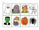 Halloween Colored Bingo Game C-scope Common Core