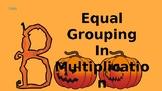 Halloween Equal Grouping