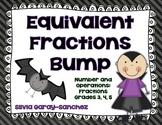 Halloween Equivalent Fractions Bump