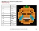 Halloween: Equivalent Fractions - Color-By-Number Mystery Pictures