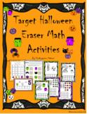 Halloween and Fall Mini Erasers Math Activities!