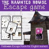 Halloween Escape Game EFL/ESL - Level 1