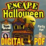 Escape Room Halloween Activity Halloween Escape Room Game for Parties