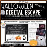 Halloween Escape Room, Breakout, Digital Escape Ⓡ