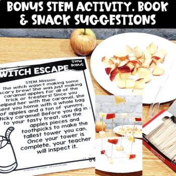 Halloween Escape Room (Editable Escape Room Activities)