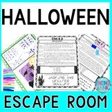 Halloween Escape Room - October Activity