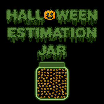 Halloween Estimation Jar