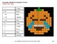 Exponents - Halloween Math Mystery Pictures   Color-By-Number