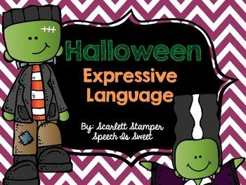Halloween Expressive Language