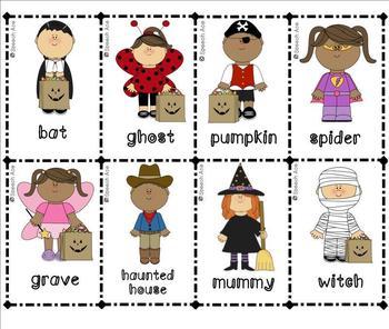 Halloween Expressive Language Pack