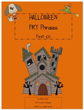 Halloween FRY Phrase Book--first 100