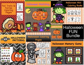 Halloween FUN Bundle