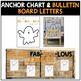 Halloween Fab-BOO-lous Writing Craftivity and Bulletin Board