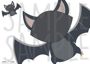 Halloween Faces Playdough Mats