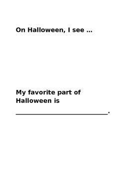 Halloween Fact Book
