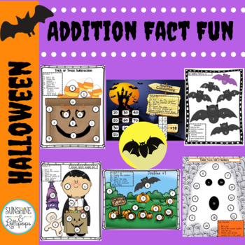 Halloween Fact Fun A Variety of Fun Fact Dice Games for Ad