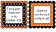 Halloween Fact & Opinion Cards