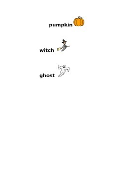 Halloween Fact Worksheet