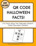Halloween Facts QR Code Cube
