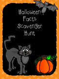 Halloween Facts Scavenger Hunt
