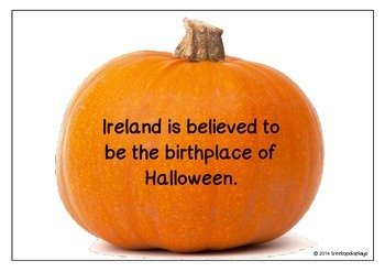 Halloween Facts on Pumpkins