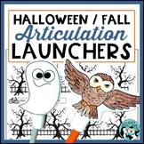 Halloween & Fall Articulation Launchers