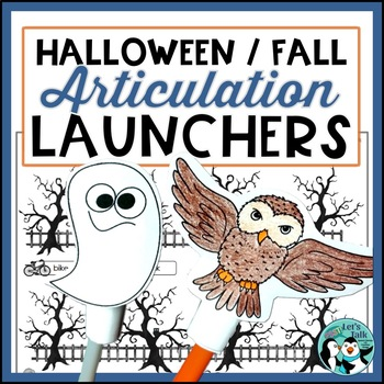 Halloween & Fall Articulation Launchers
