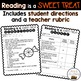Halloween Fall Book Project for ANY Book: Reading is a Sweet Treat