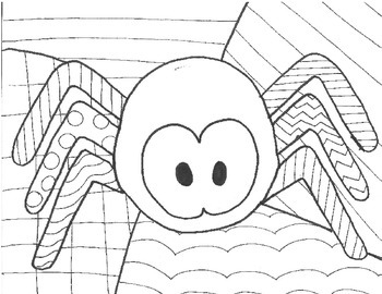 Halloween Fall Coloring pages