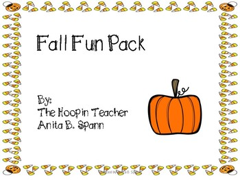 Halloween and Fall Pack