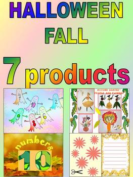 Fall - Interactive PowerPoint  presentation