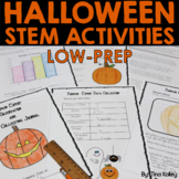 Halloween - Fall STEM Activity Upper Elementary