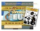 Halloween Family Feud Game