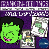 Halloween Feeling/Emotion Printables and Workbook - Elementary School Counseling