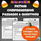 Halloween Fiction Comprehension Passages