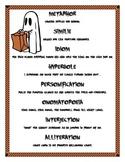 Halloween Figurative Language Guide