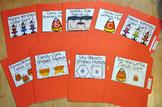 Halloween File Folder Games Mini-Bundle