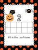 Halloween Fill-in Ten Frames {Dollar Deal}