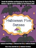 Halloween Five Senses
