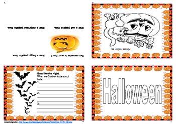 Halloween Flip Book 2
