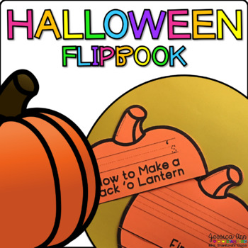 How to Carve a Pumpkin  {Flipbook & Sequencing Cards}