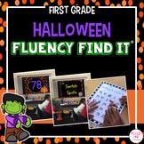 Halloween Fluency Find It® (1st Grade)