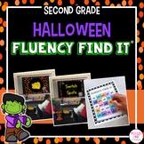 Halloween Fluency Find It® (2nd Grade)