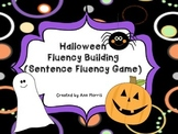 Halloween Fluency Game