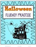 Halloween Fluency Practice