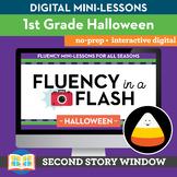 Halloween Fluency in a Flash 1st Grade • Digital Fluency M