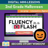 Halloween Fluency in a Flash 2nd Grade • Digital Fluency M