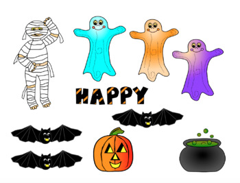 Halloween Following Directions