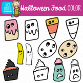Halloween Food Clip Art (Lucy Phyllis Illustrations)
